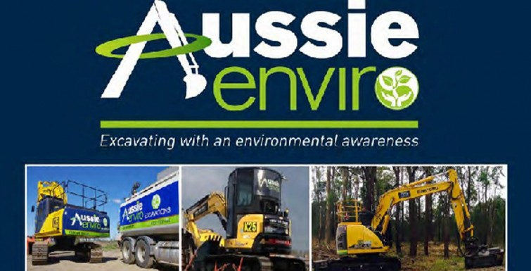Aussie enviro – Excavating with an environmental awareness