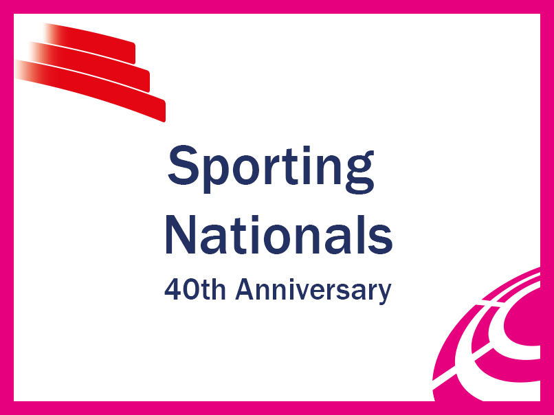 sporting nationals 40th anniversary