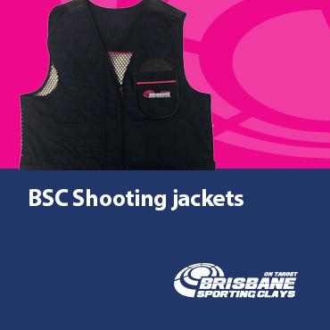 BSC Shooting Jackets