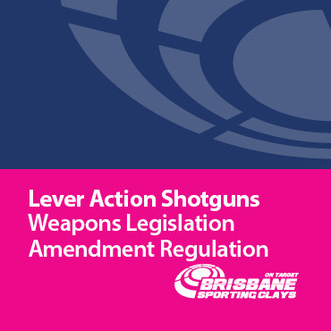 Lever Action Shotguns