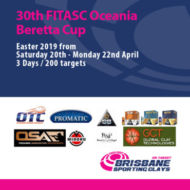 30th FITASC Oceania Beretta Cup