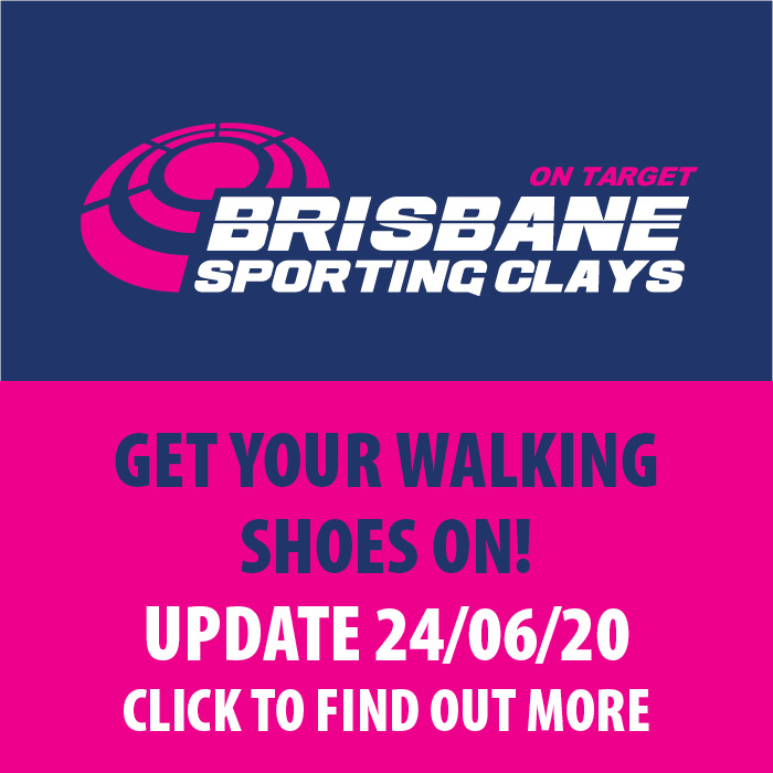 get your walking shoes on